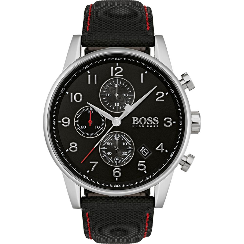 Montre Hugo-Boss NAVIGATOR (1513535) pour HOMME