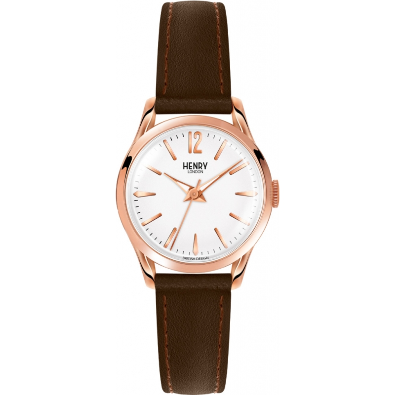 Montre Henry-London RICHMOND (HL25-S-0184) pour FEMME