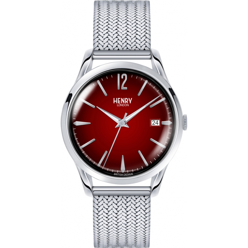 Montre Henry-London CHANCERY (HL39-M-0097) UNISEX