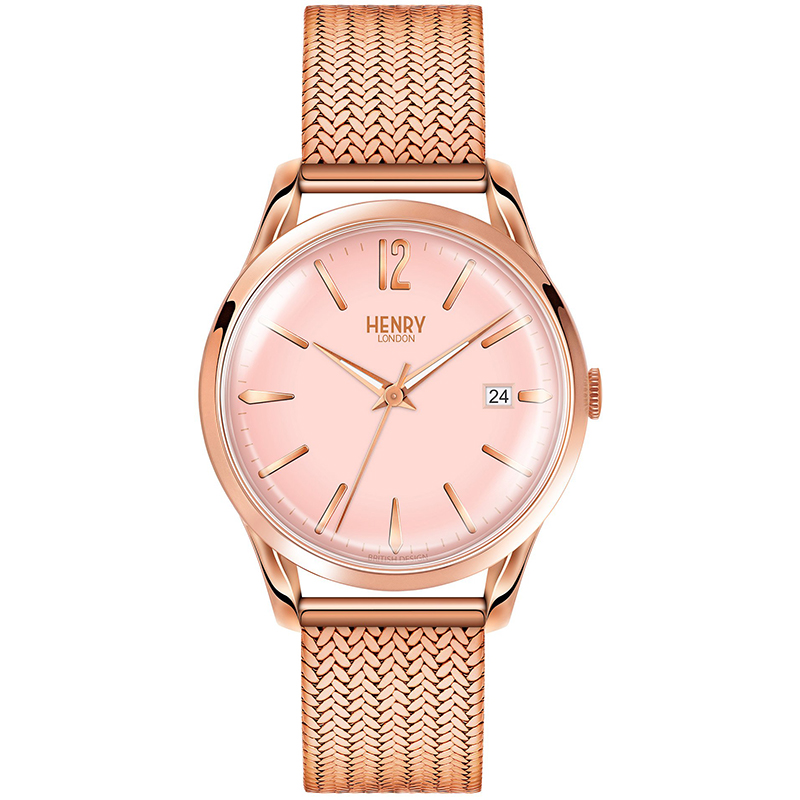 Montre Henry-London SHOREDITCH (HL39-M-0166) UNISEX