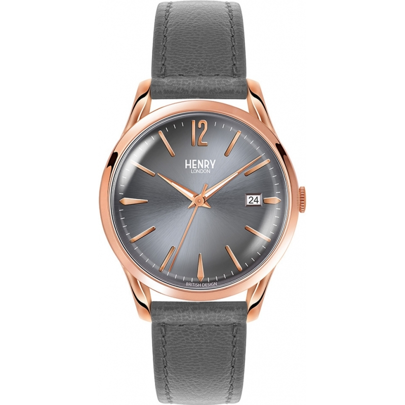 Montre Henry-London FINCHLEY (HL39-S-0120) UNISEX