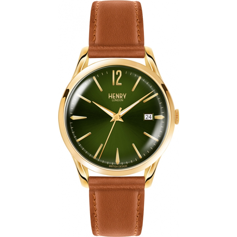 Montre Henry-London CHISWICK (HL39-S-0186) UNISEX