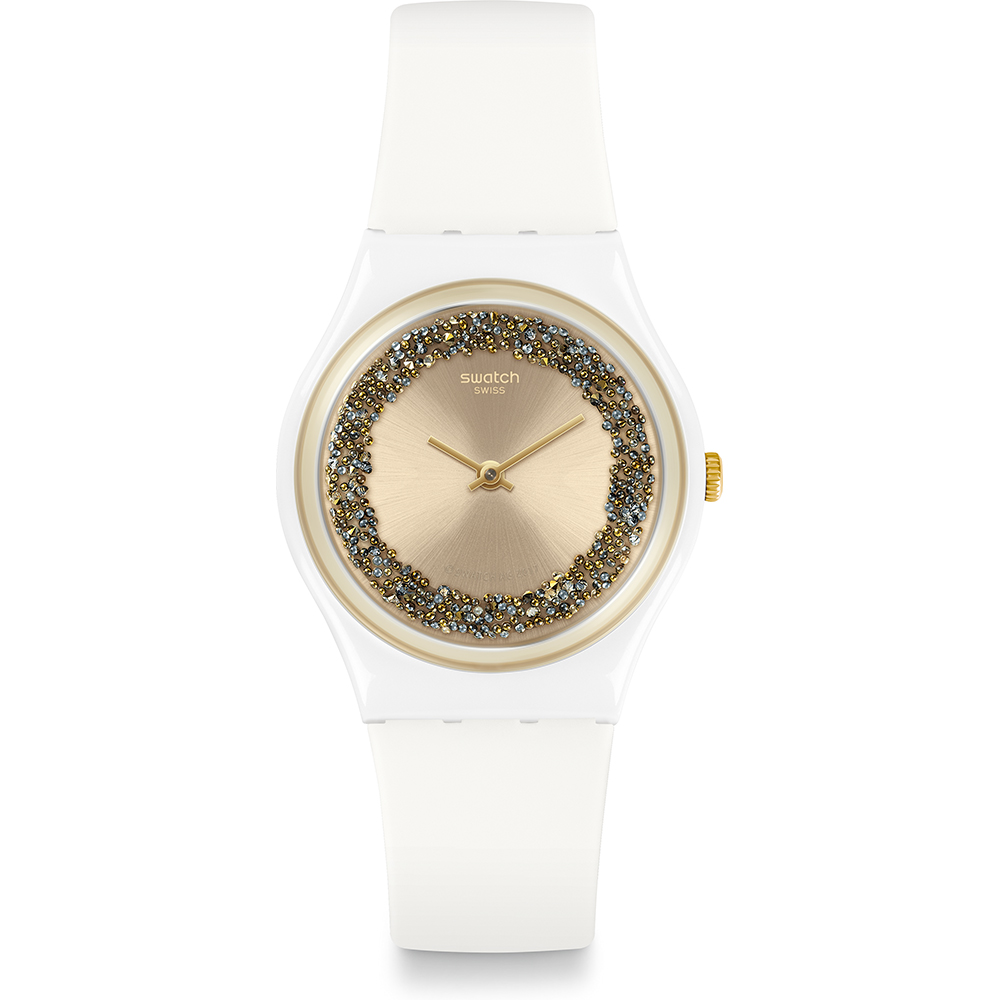 Montre Swatch SPARKLENIGHT (GW199) pour FEMME