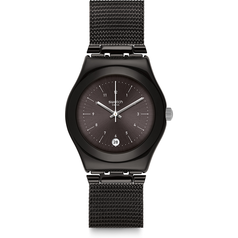 Montre Swatch NERONERO YLB403M pour FEMME