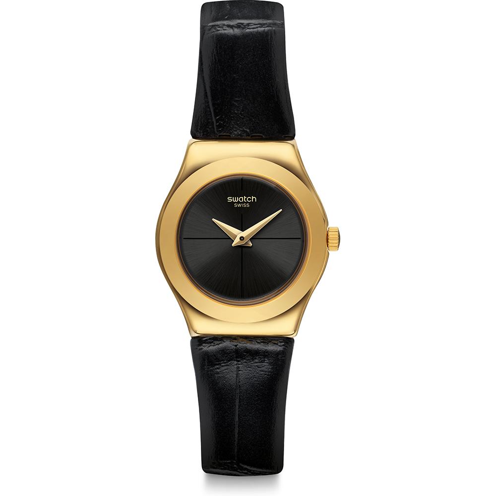 Montre Swatch NUIT BLANCHE (YSG156) pour FEMME