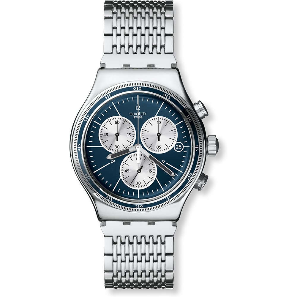 Montre Swatch WALES (YVS410G) pour HOMME