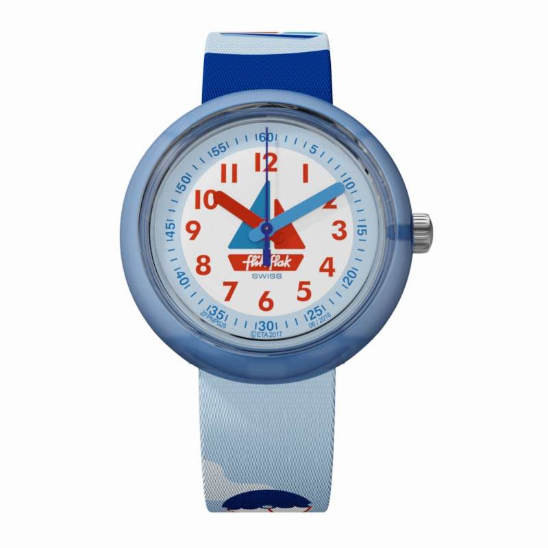 Montre Flik-Flak SEA FRIENDS (ZFPNP028) pour GARCON