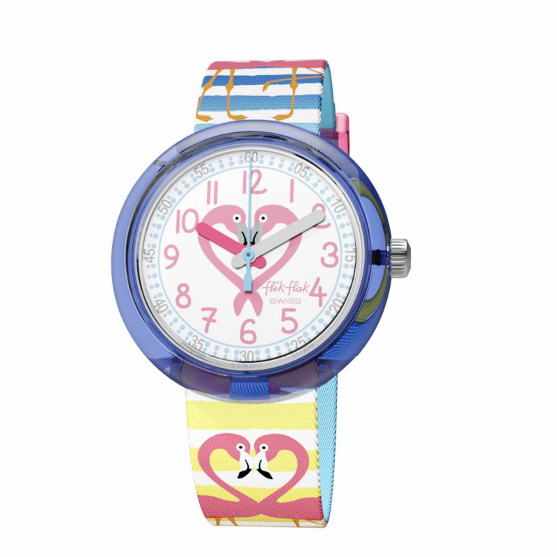 Montre Flik-Flak FLAMILY (ZFPNP029) pour FILLE