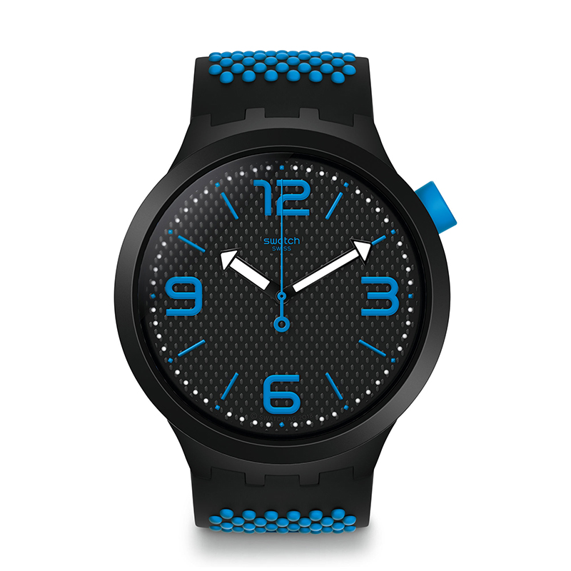 Montre Swatch BBBLUE SO27B101 UNISEX