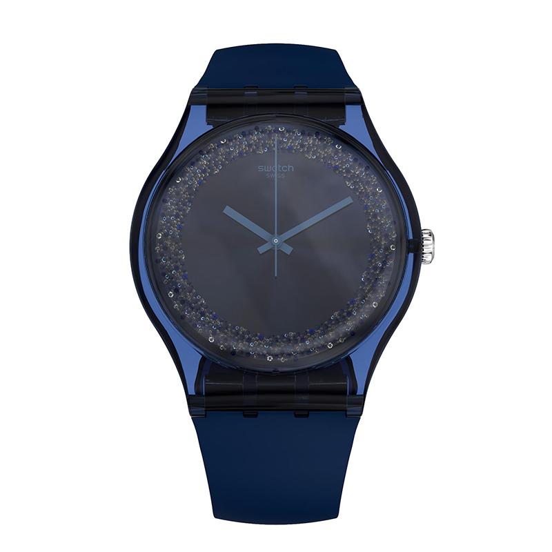 Montre Swatch BLUSPARKLES SUON134 pour FEMME