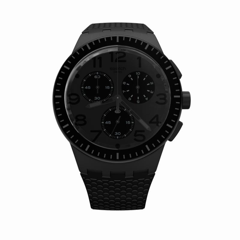 Montre Swatch PIEGE SUSB104 pour HOMME