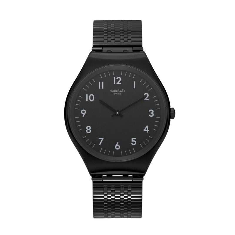 Montre Swatch SKINCOAL SYXB100GG pour HOMME