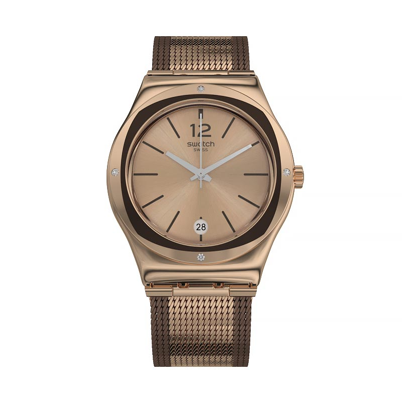 Montre Swatch FULL ROSE JACKET YLG408M pour FEMME
