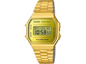 Montre Casio VINTAGE A168WEGM-9DF pour HOMME