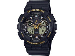 Montre Casio G-SHOCK GA-100GBX-1A9DR pour HOMME