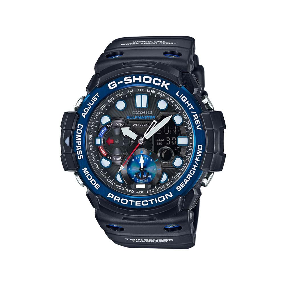 Montre Casio G-SHOCK GN-1000B-1ADR pour HOMME