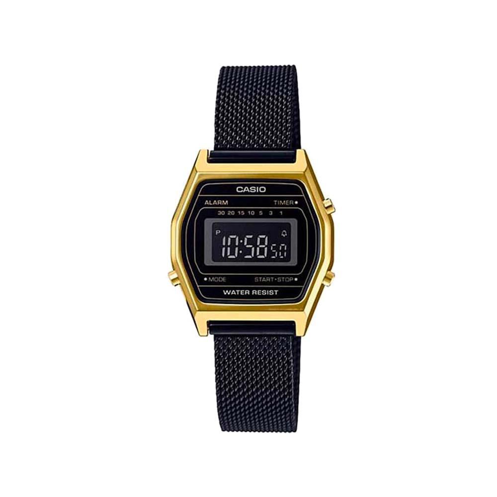 Montre Casio VINTAGE LA690WEMB-1BDF pour FEMME