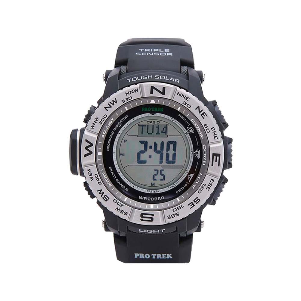 Montre Casio PRO TREK PRW-3500-1DR pour HOMME