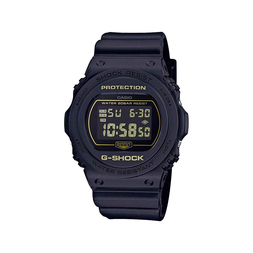 Montre Casio G-SHOCK DW-5700BBM-1DR pour HOMME