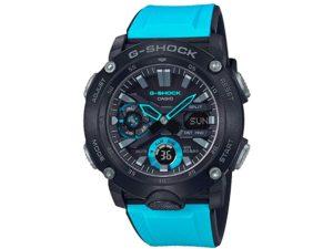 Montre Casio G-SHOCK GA-2000-1A2DR pour HOMME