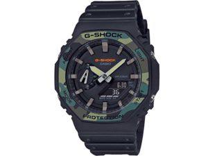 Montre Casio G-SHOCK GA-2100SU-1ADR pour HOMME