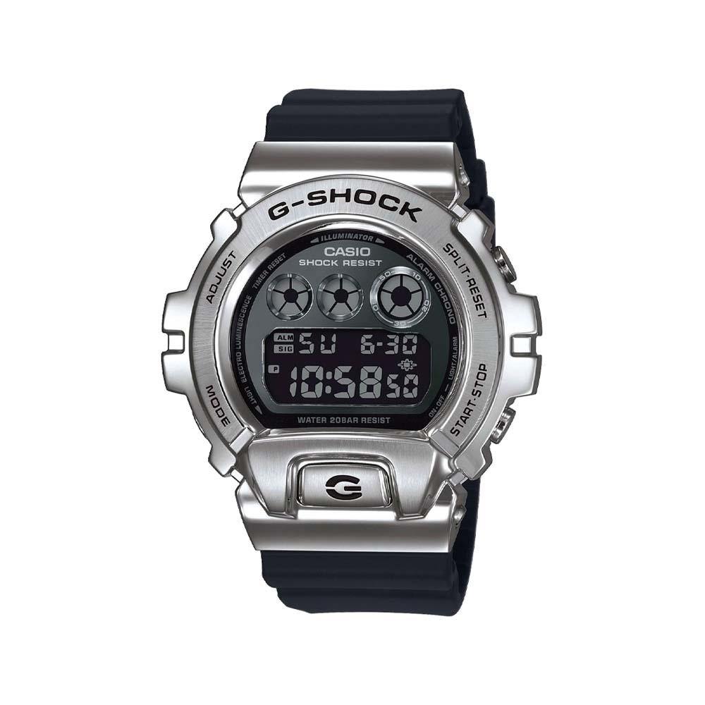 Montre Casio G-SHOCK GM-6900-1DR pour HOMME